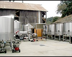 Brown Estate Winery in Napa Valley, California