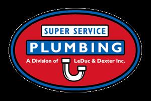 Super Service Plumbing is a Division of LeDuc & Dexter Plumbing